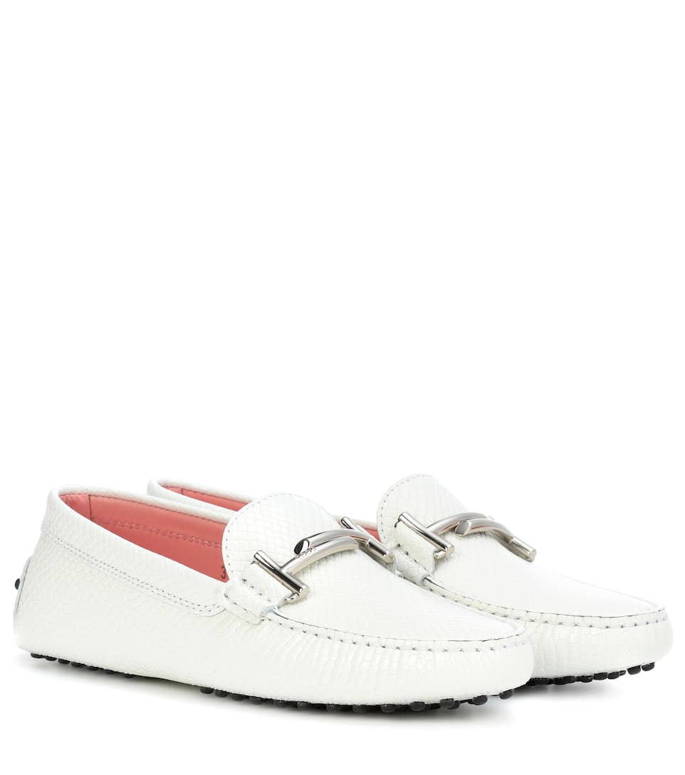 df6d061b5f2 Tod s - Gommino Double T loafers