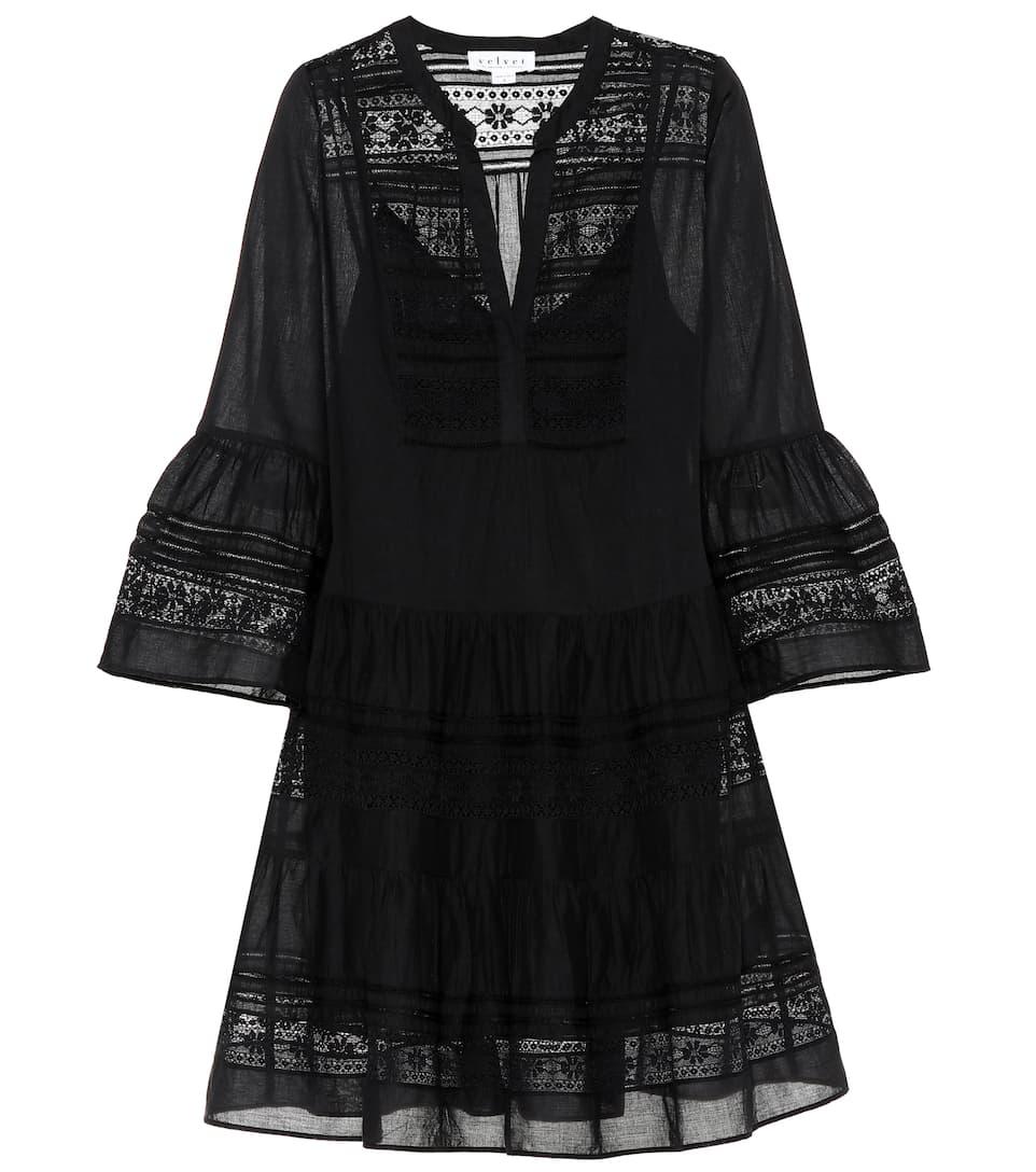 Velvet - Robe en coton