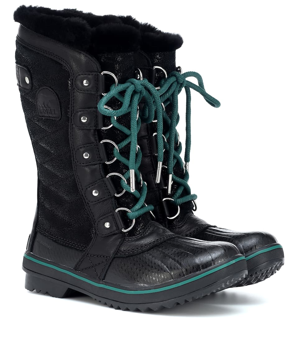 497e968f853 Tofino Ii Lux Leather Boots - Sorel