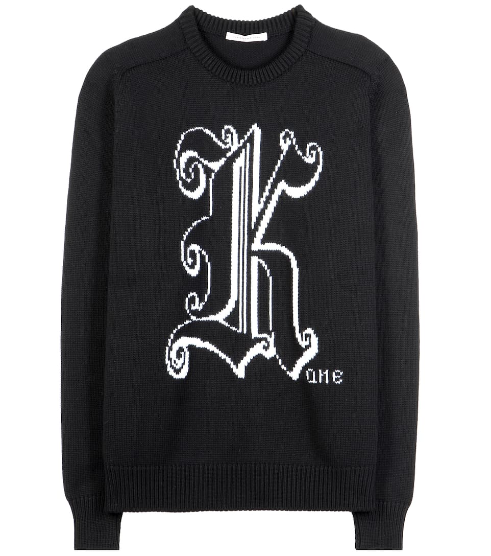 Christopher Kane Virgin wool sweater