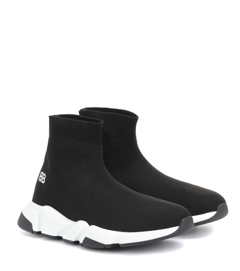 Sneakers Balenciaga Stretch Speed Kids Trainer fXxwqfPS