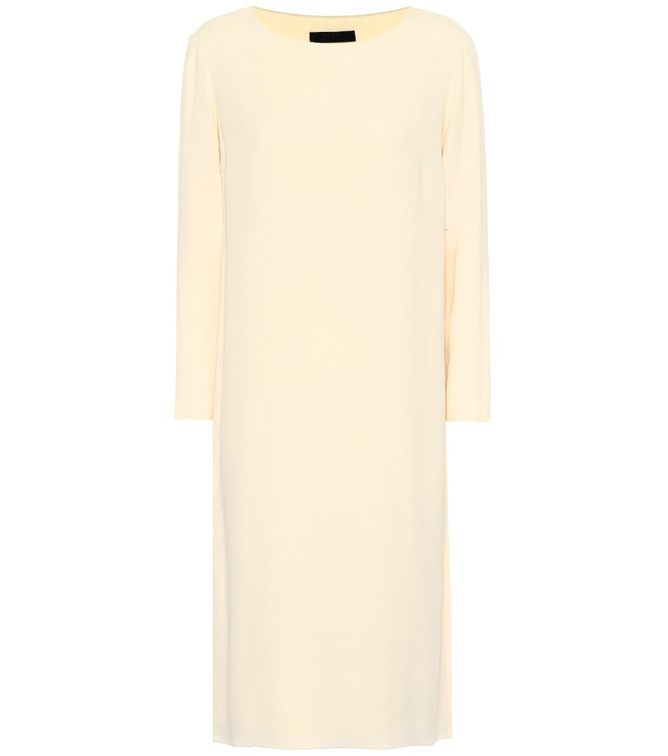 The Row Dress Larina From Crêpe