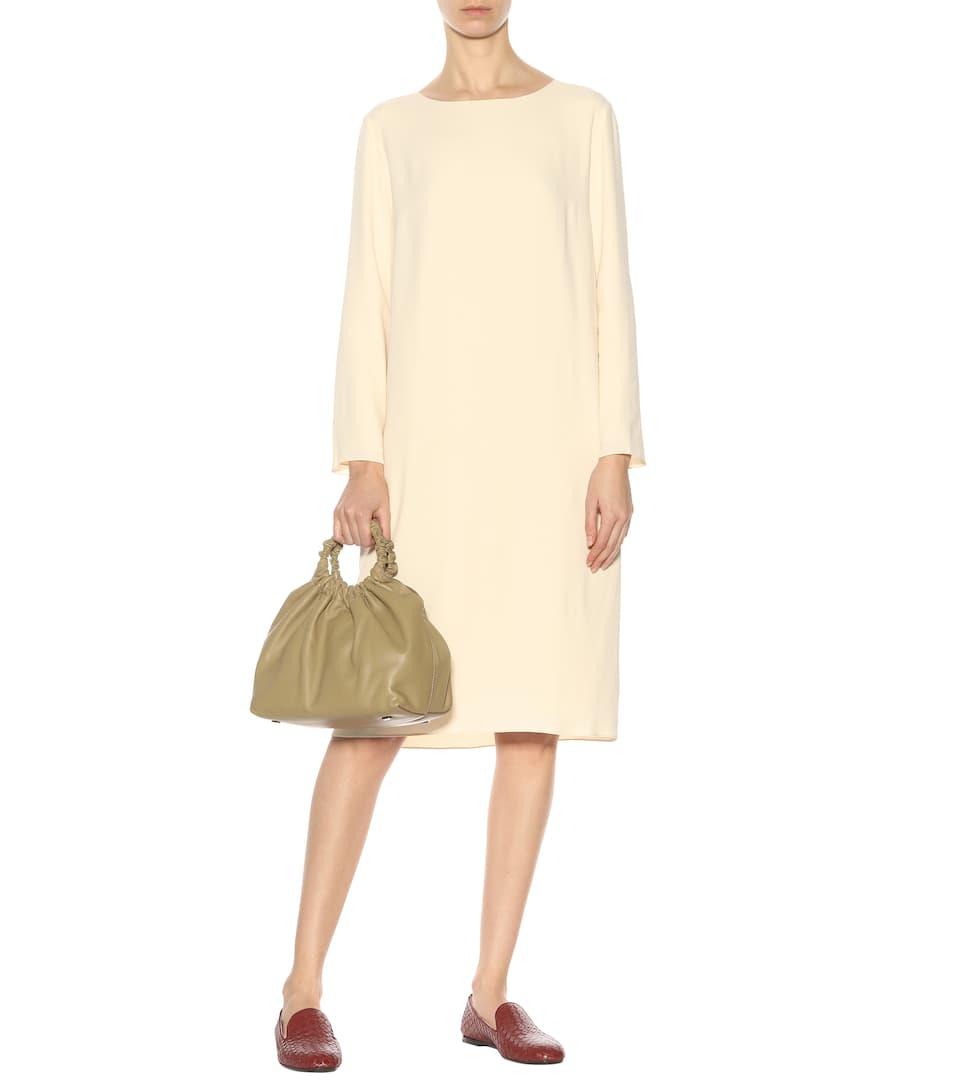 The Row Kleid Larina aus Crêpe