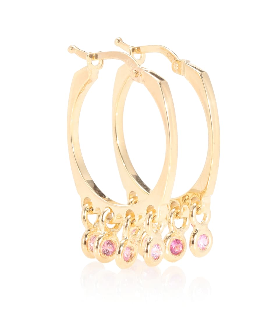 Aliita Aro 9kt yellow gold earrings y74TsQKQ9