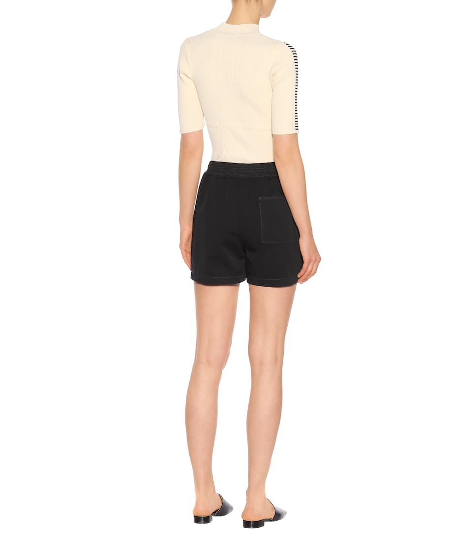 Acne Studios Shorts Marit Chino, Cotton