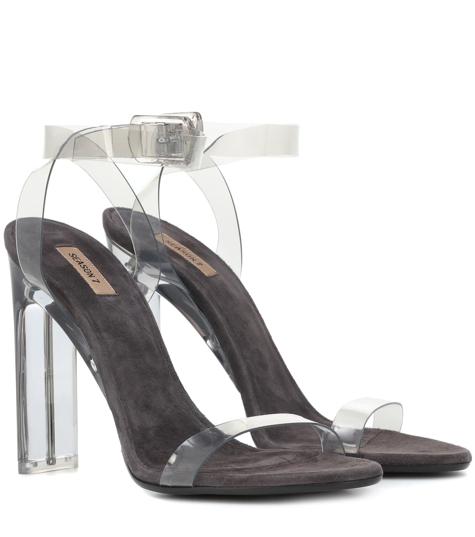 6c682fd8122 Transparent Sandals (Season 7) - Yeezy