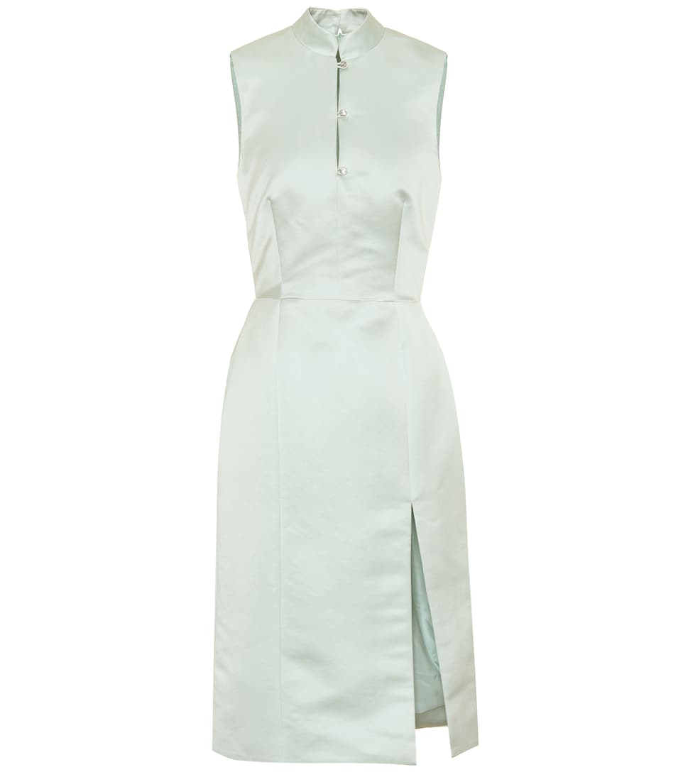 Alexa Chung SLEEVELESS MIDI DRESS