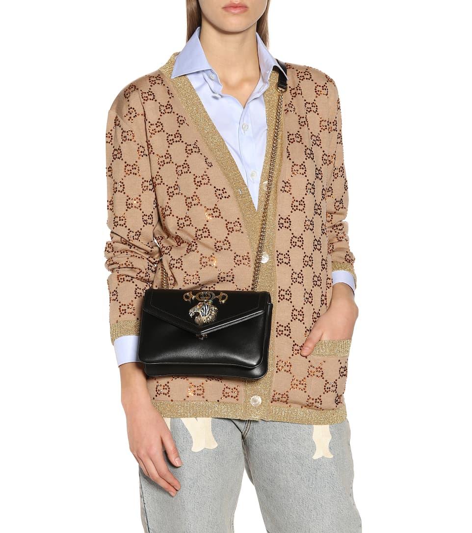bbad00e7150a Rajah Small Shoulder Bag - Gucci   mytheresa.com