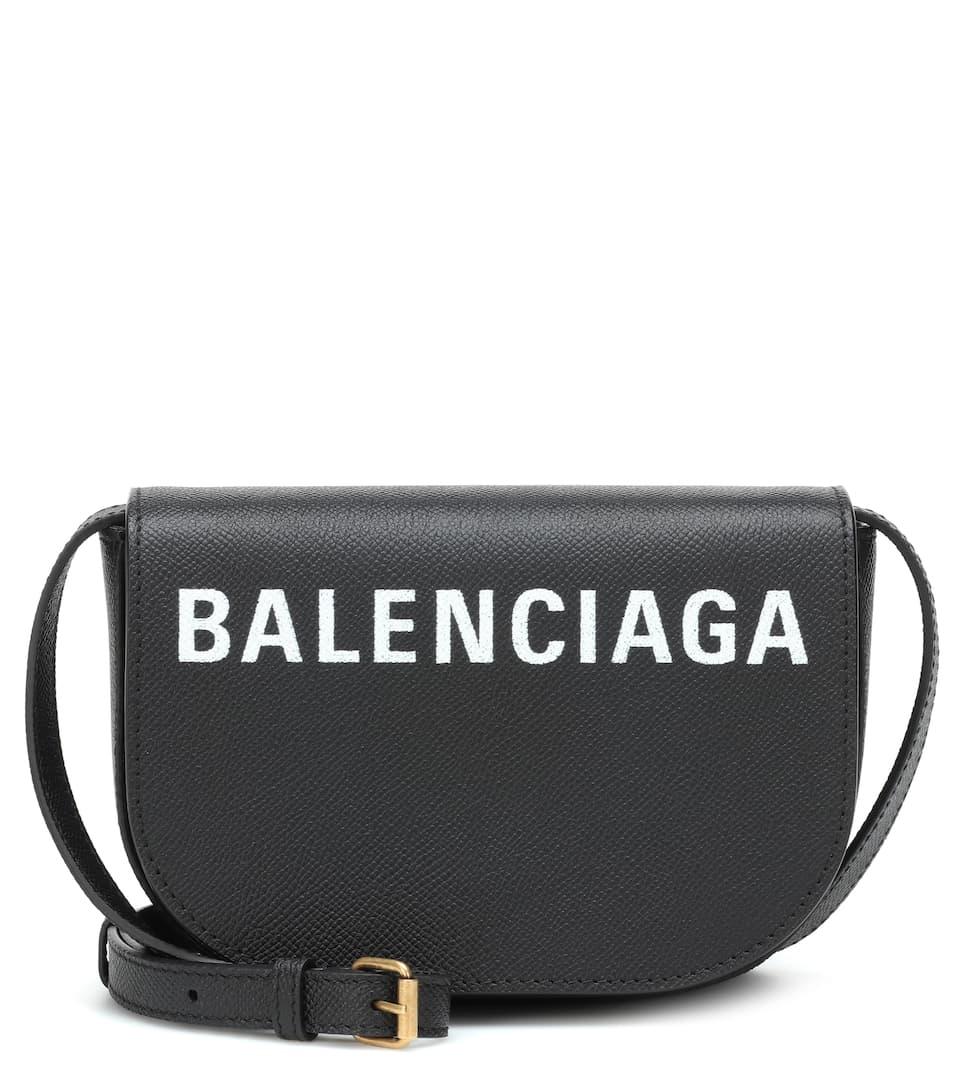 a9edbf5ac Ville Day Xs Leather Shoulder Bag - Balenciaga | mytheresa