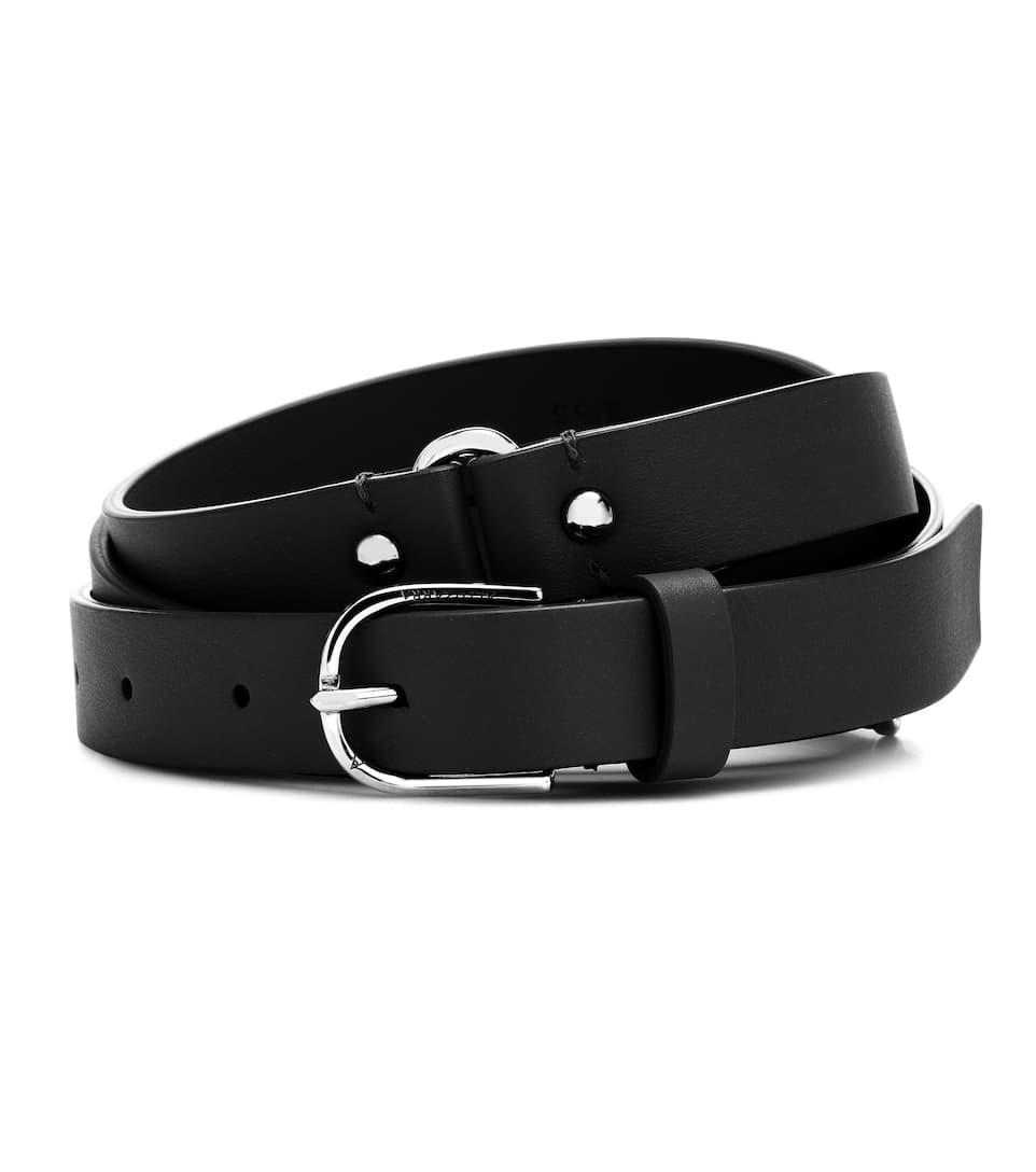 Leather belt Altuzarra W5ySwEdu