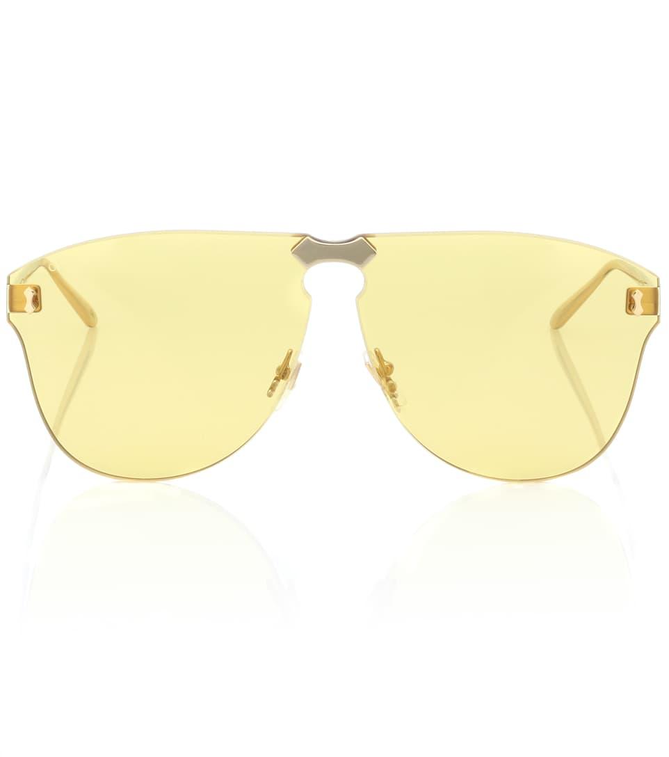 Sonnenbrille Ohne Rahmen - Gucci | mytheresa.com