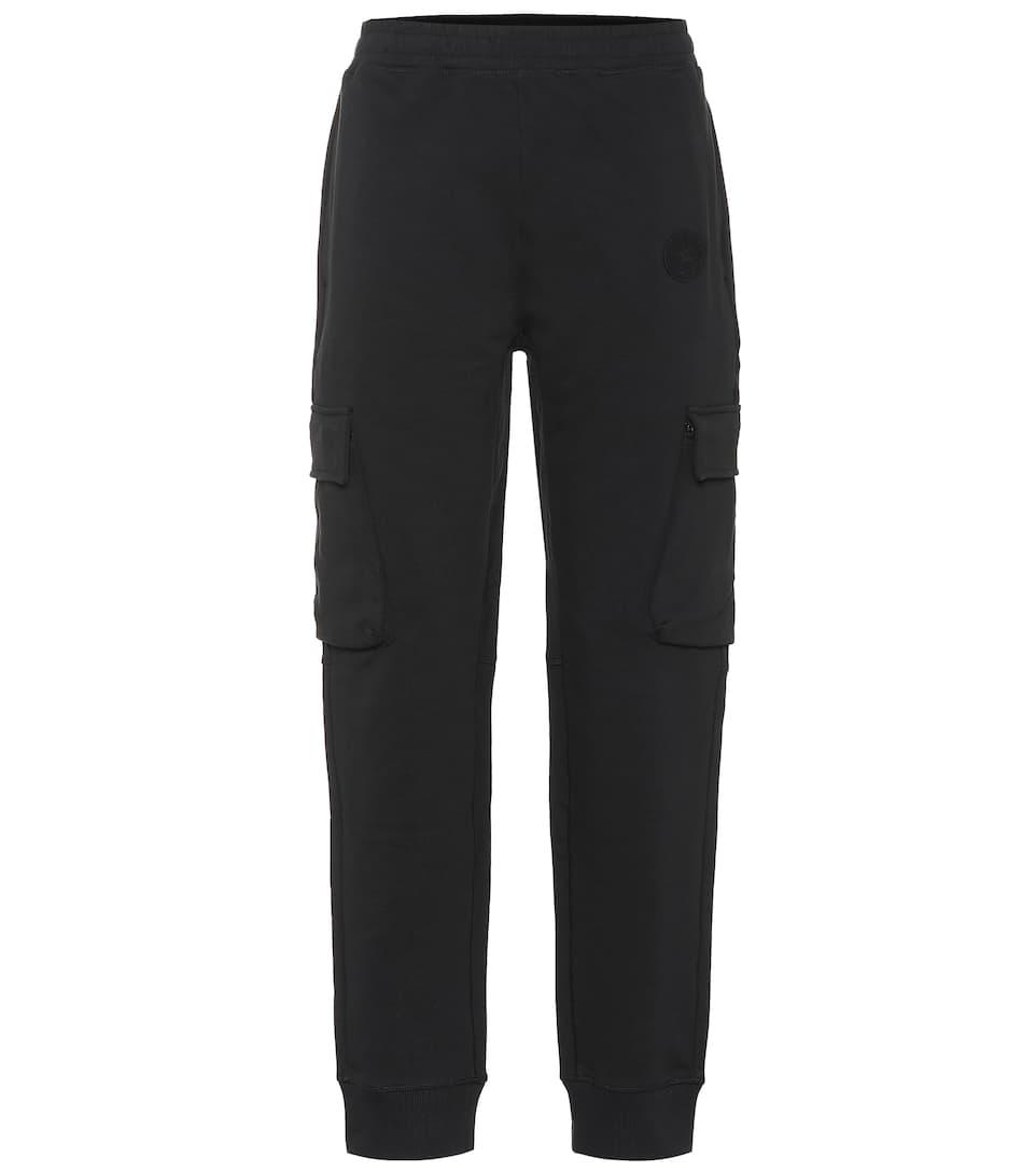 59f97cfe32f9 Cotton Trackpants - Burberry | mytheresa