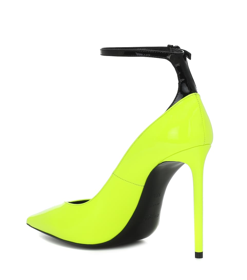 Pumps Zoe 105 In Vernice | Saint Laurent ibUWmrHy