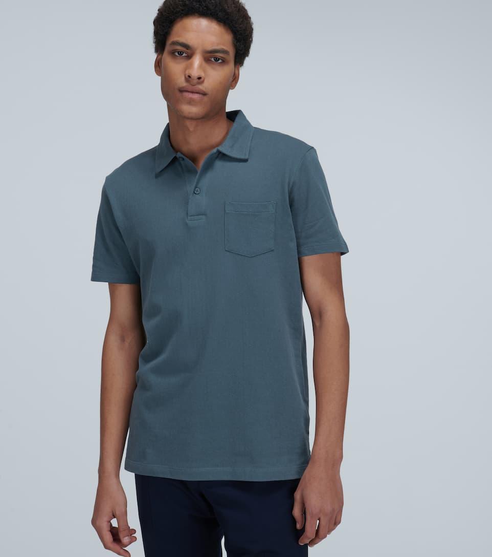 Sunspel - Short-sleeved Riviera Polo Shirt Big Discount