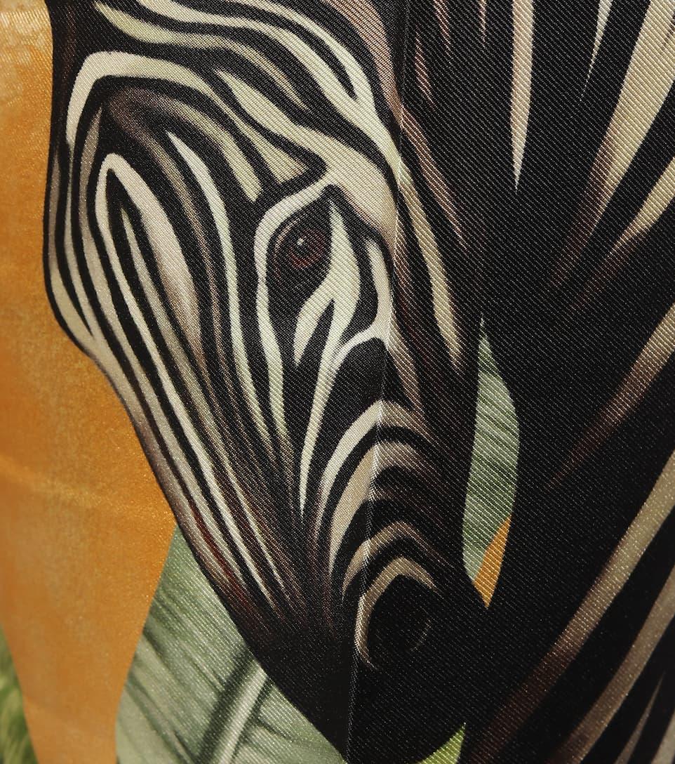 Cleo Printed Silk Pajama Pants | F.R.S For Restless Sleepers - Mytheresa