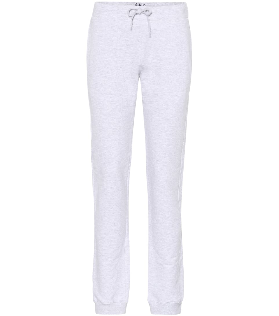 Cheer Fleece Trackpants by A.P.C.
