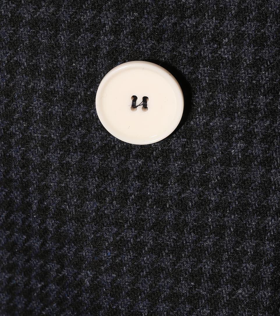 AlexaChung Jacke aus einem Wollgemisch