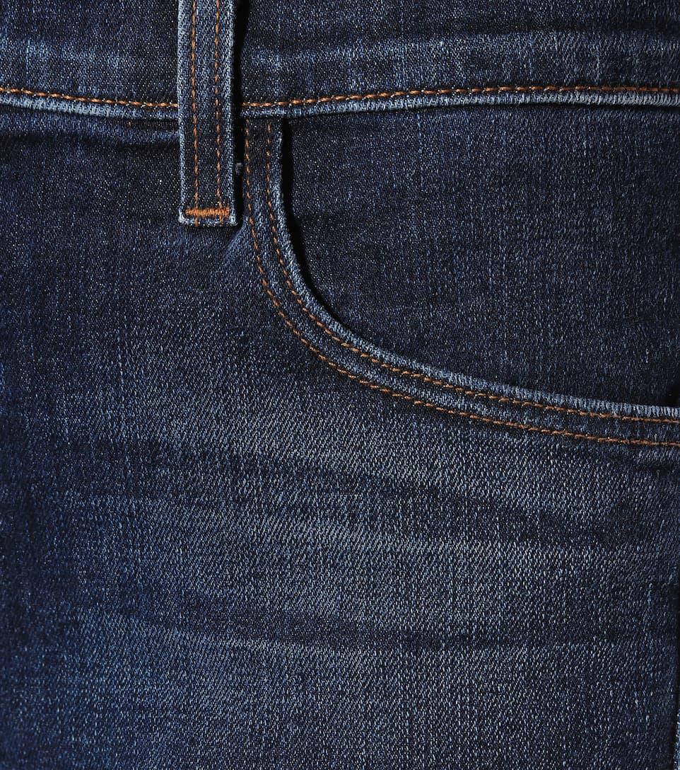 J Brand High-Rise Jeans Alana