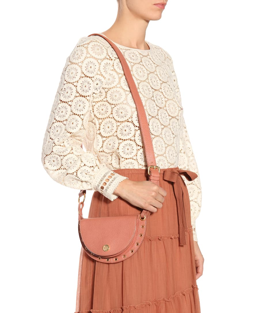 See By Chloé Crossbody-Tasche Kriss Small aus Leder