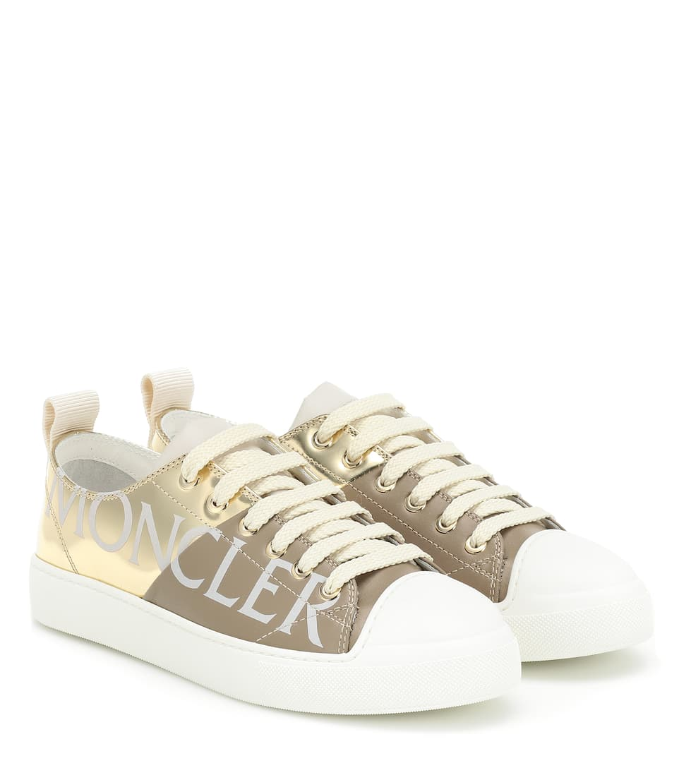 Linda Leather Sneakers | Moncler