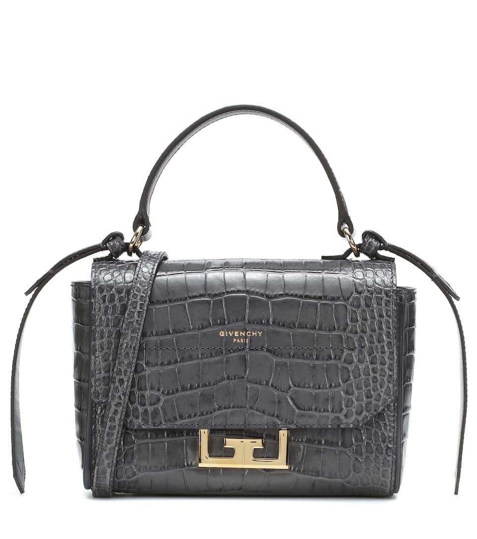 Eden Mini Leather Shoulder Bag
