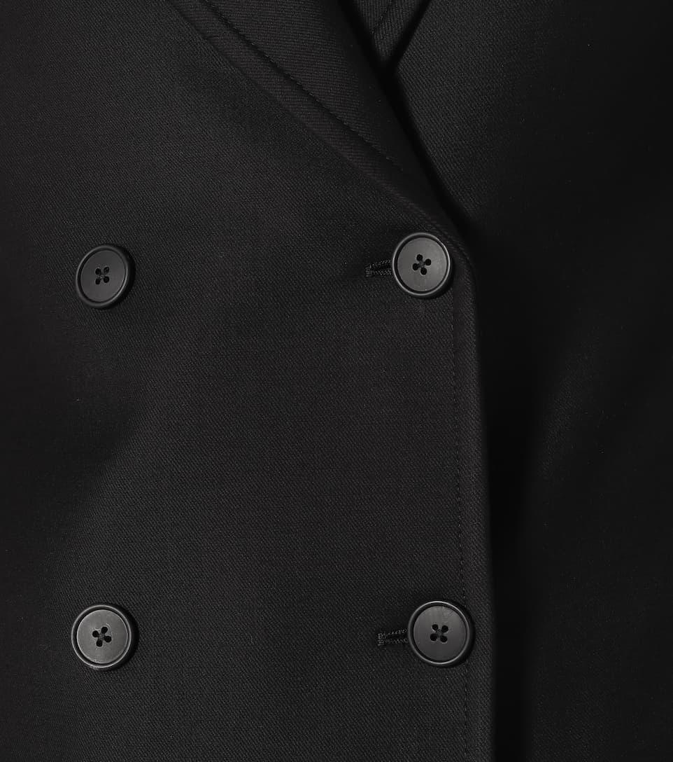 Zori Stretch Cotton-Blend Jacket | The Row - Mytheresa