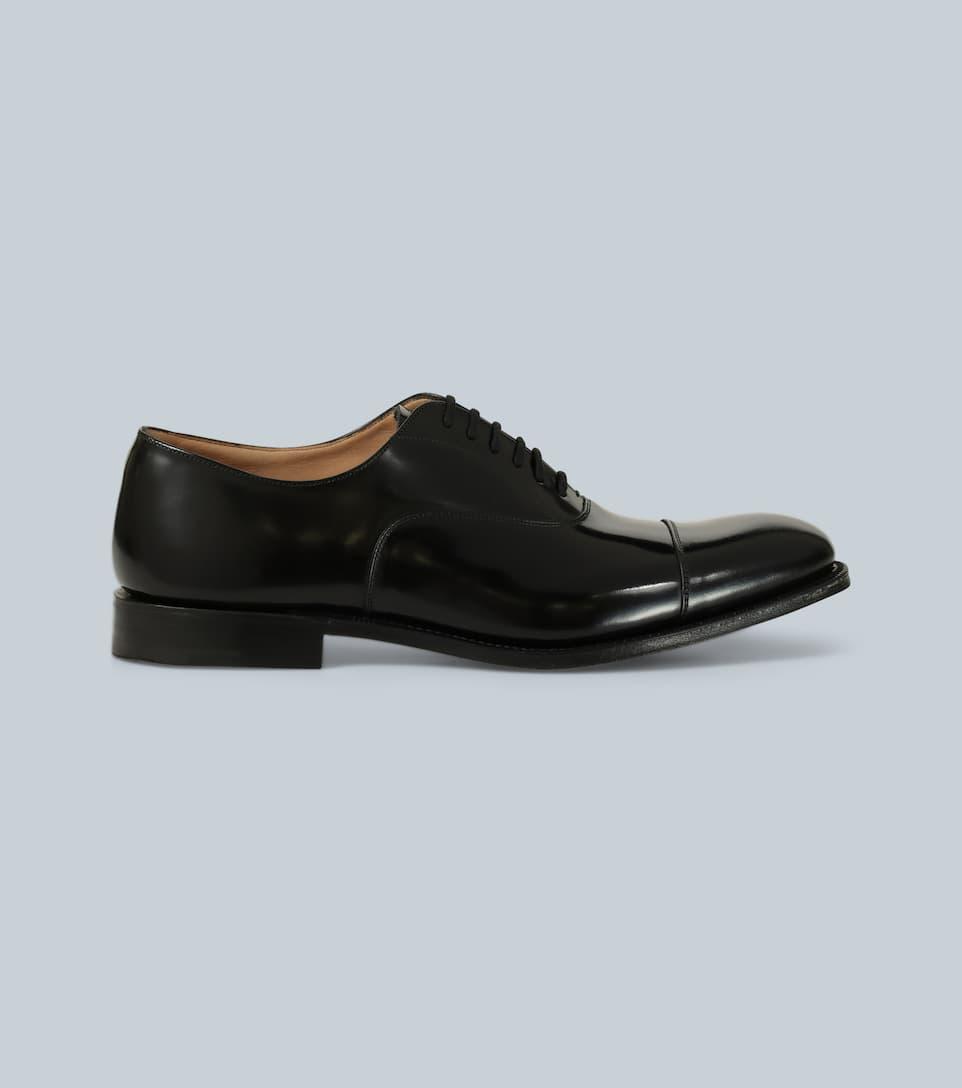 Dubai Polished Binder Oxford Shoes
