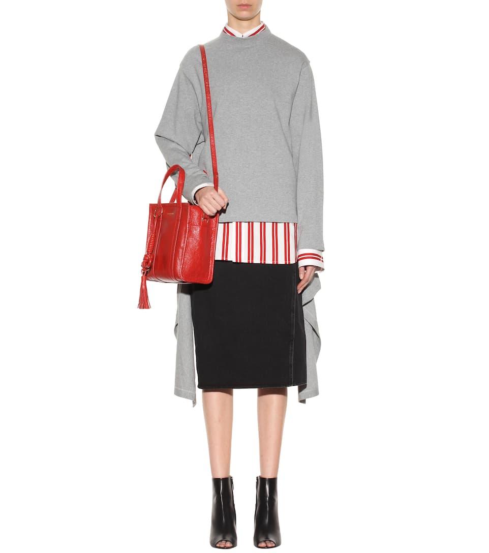 Balenciaga Pullover aus Baumwolle Billige Wahl Neue Version 4xCbqsTv1