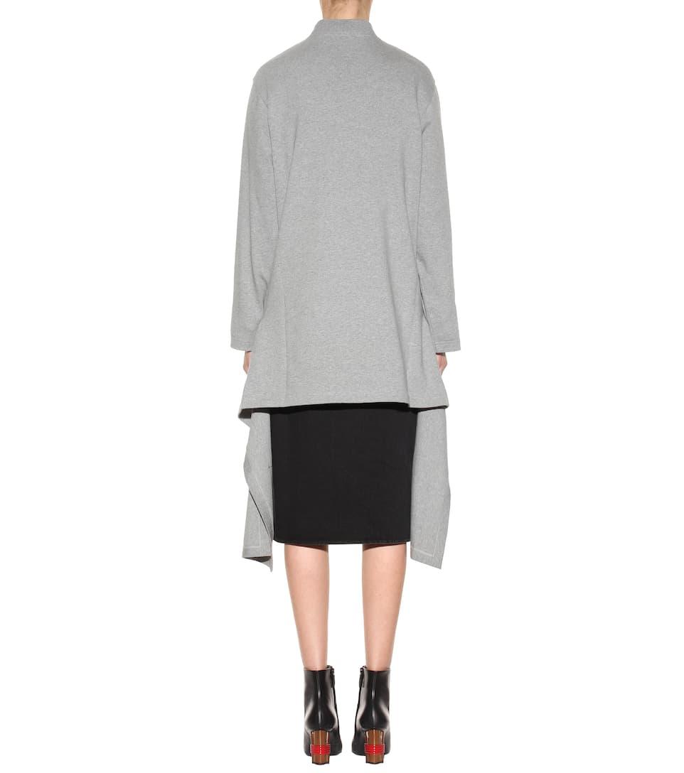 Balenciaga Pullover aus Baumwolle