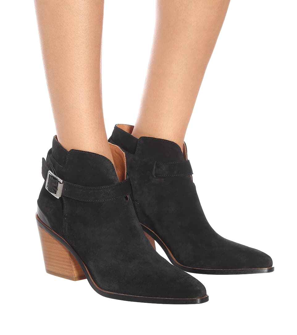 9fb30cd6 Ramone suede ankle boots