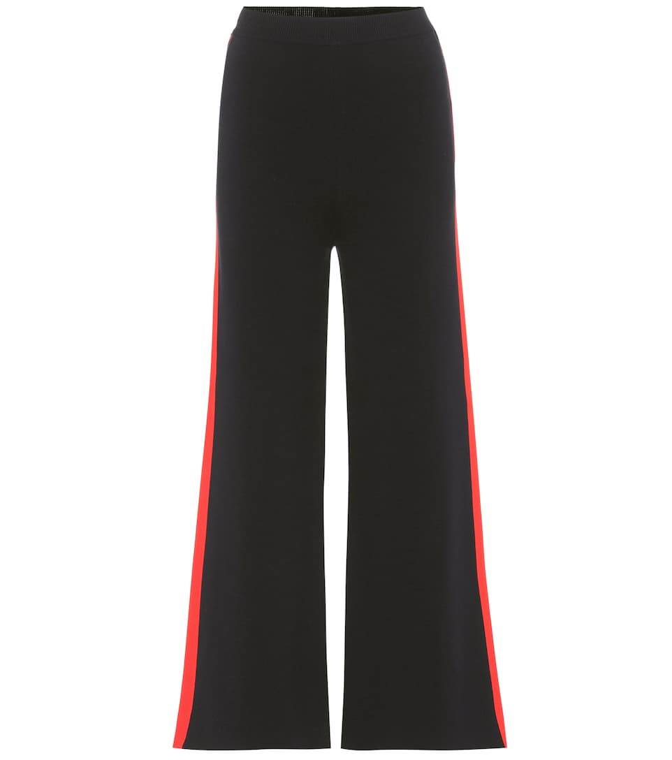 Cropped cotton trousers Stella McCartney