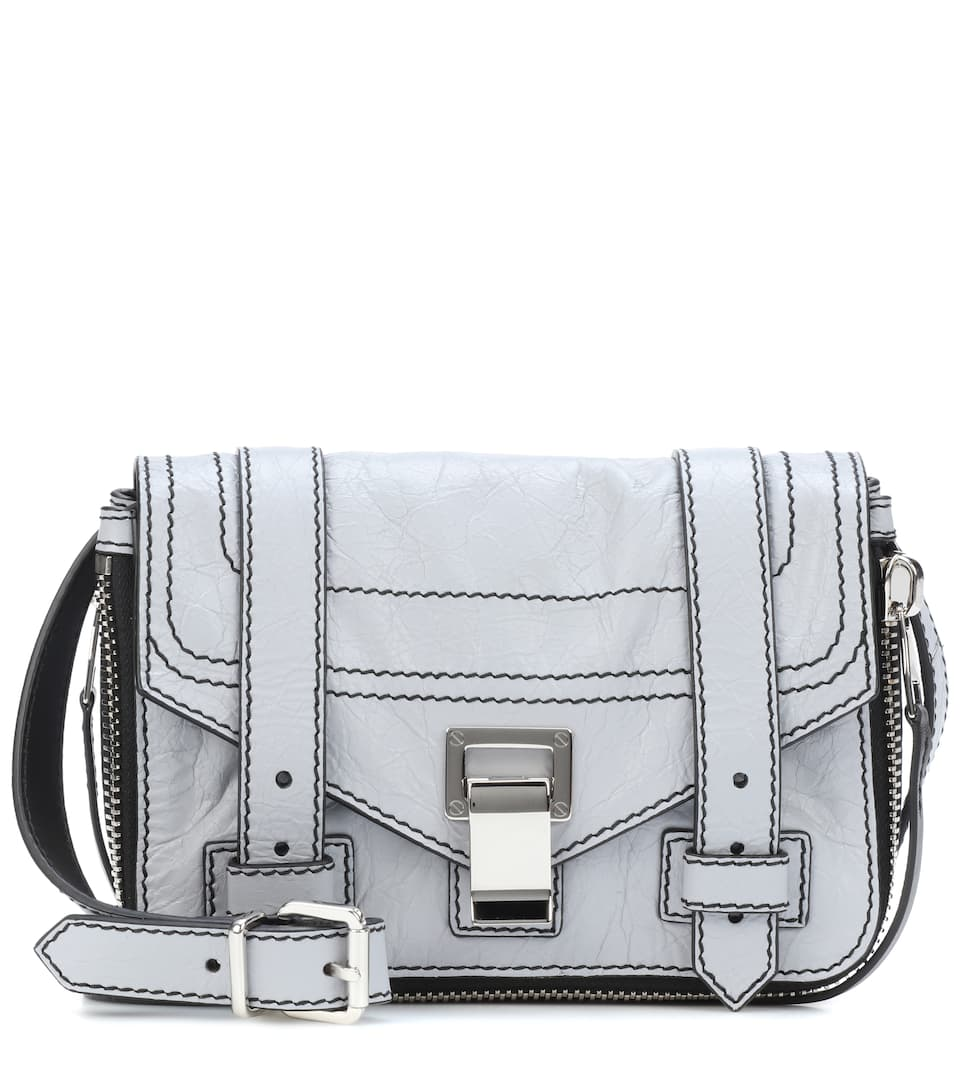 Sac Cross-Body En Cuir Ps1+ Mini - Proenza Schouler