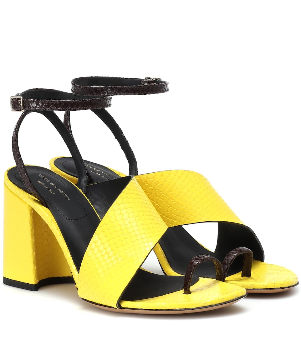 4bc3239ad4a6 Leather Sandals