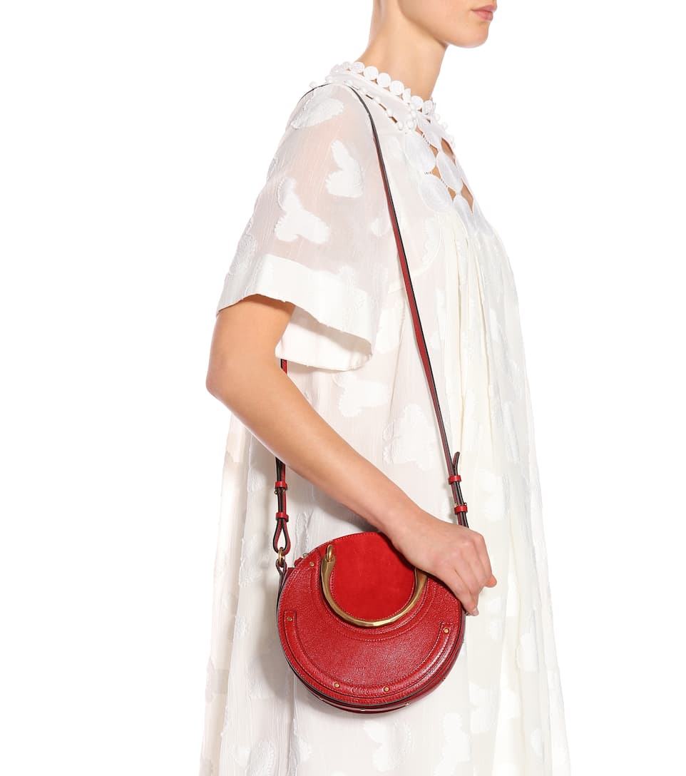 Chloé Shoulder Bag Pixie Small Of Leather