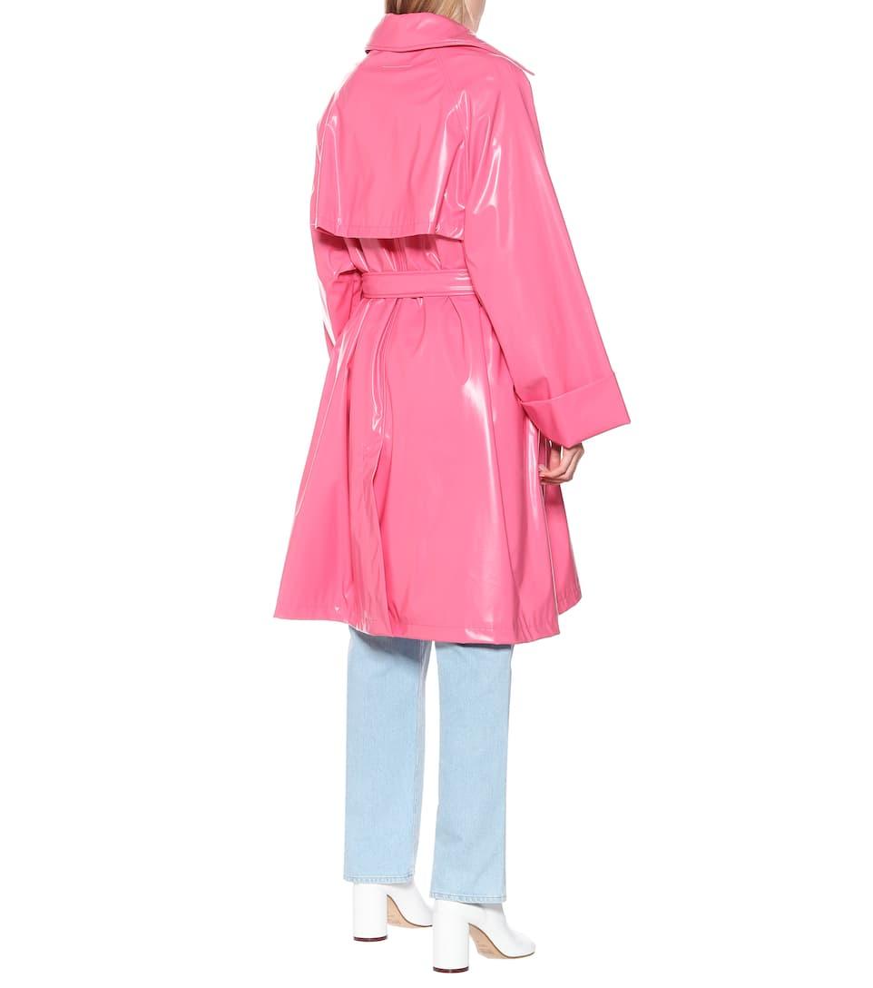 MM6 Maison Margiela - Oversized trench coat