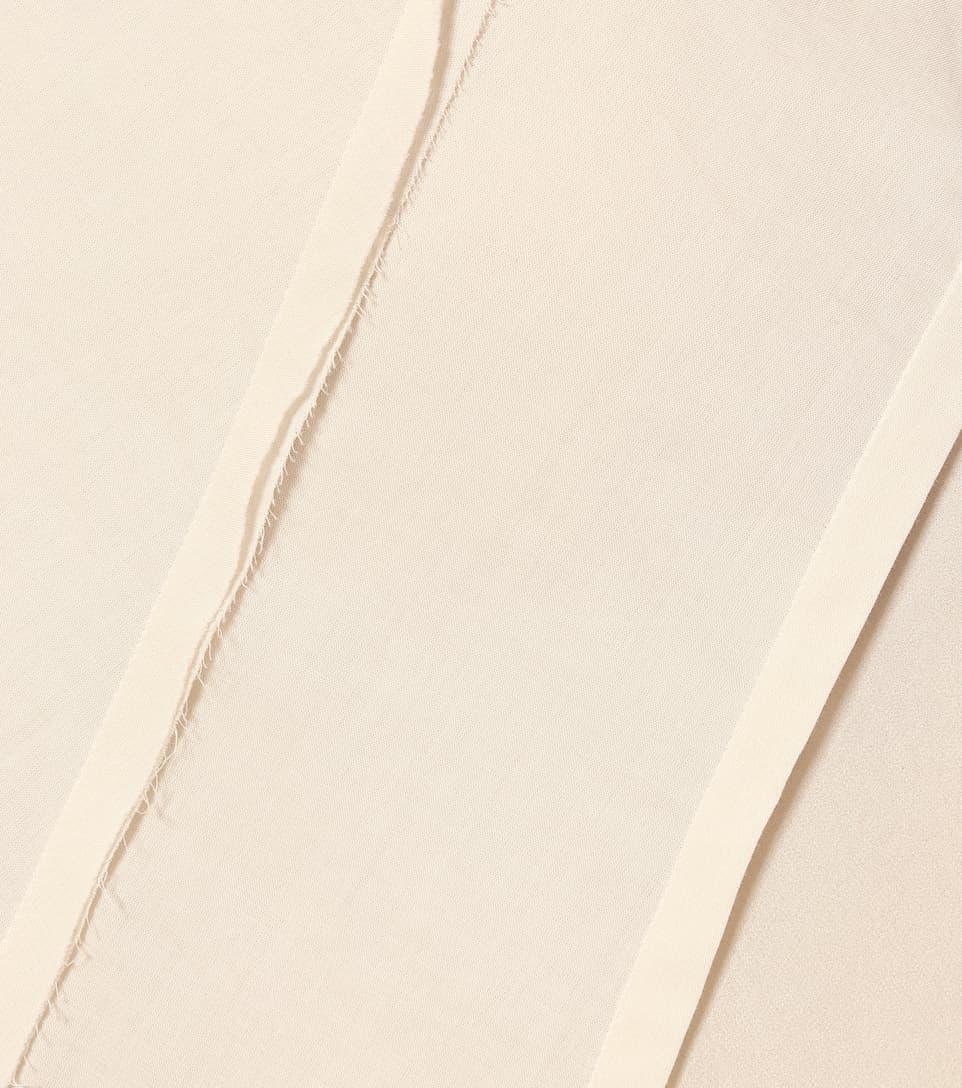 Acne Studios - Crêpe de chine midi dress