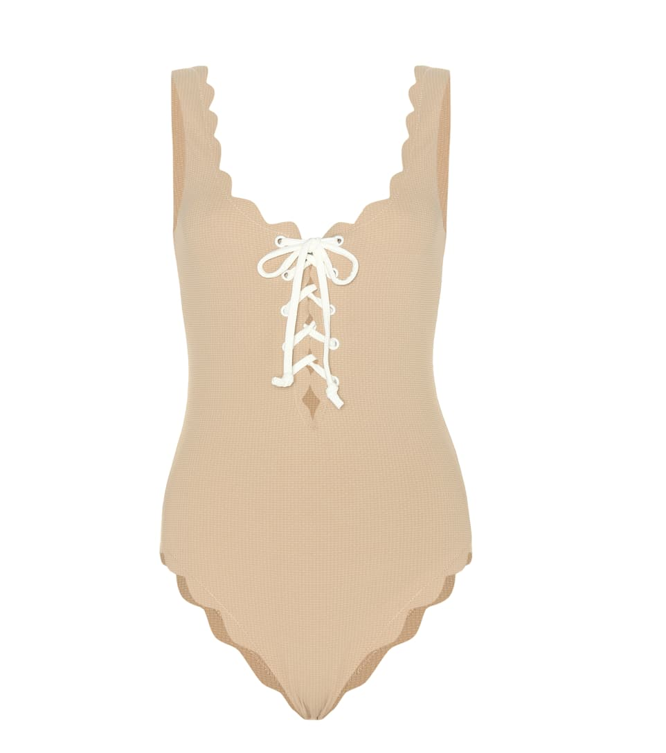 Marysia One-pieces Palm Springs Tie Maillots swimsuit