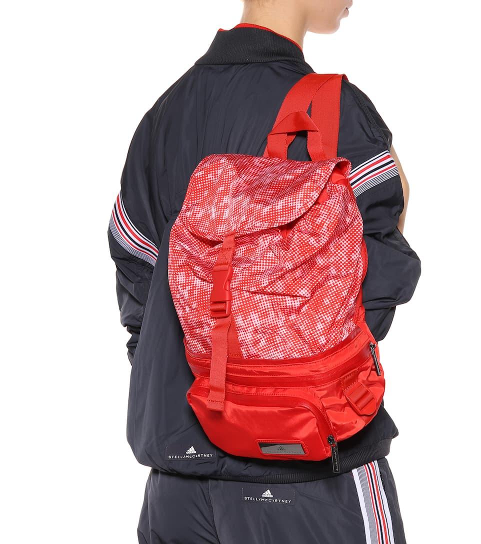 Gut Verkaufen Adidas by Stella McCartney Bedruckter Rucksack Extrem Zum Verkauf Limitierte Auflage Verkauf Schnelle Lieferung Erscheinungsdaten Günstig Online l55hdV