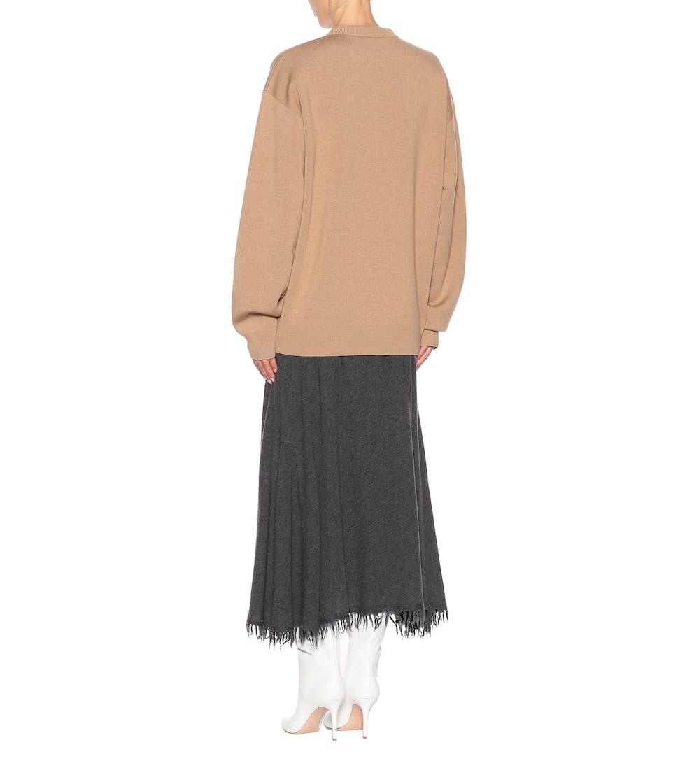 suéter lana JW de Biscuit Anderson AwqHaqx5vt