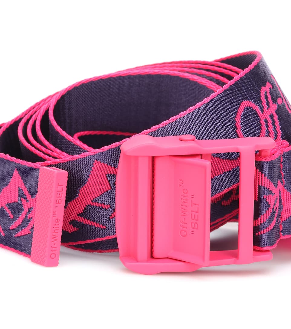892eb5e8dc4 Exclusive To Mytheresa – Industrial Belt - Off-White