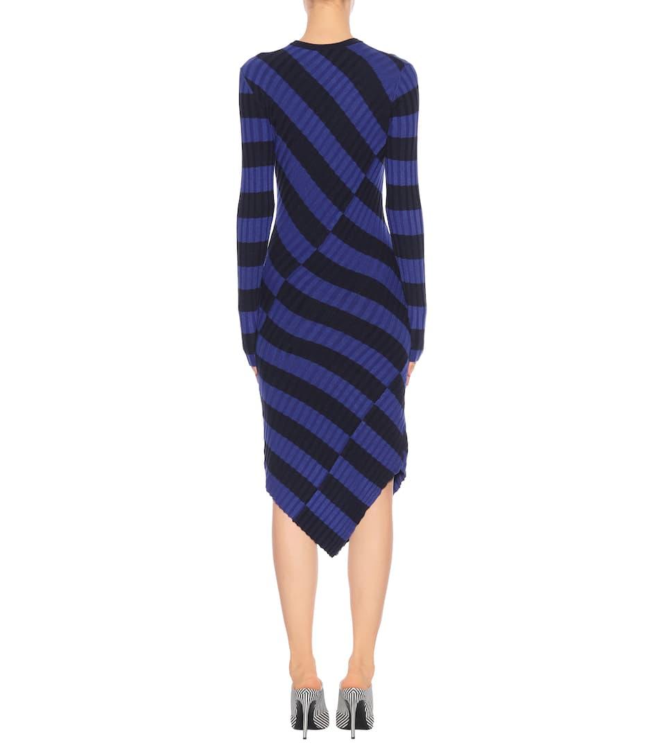 Altuzarra Asymmetrisches Kleid Whistler