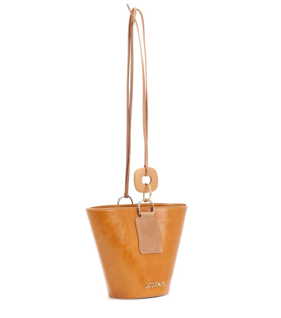 Jacquemus Bucket-Bag Le Sac Praia aus Leder
