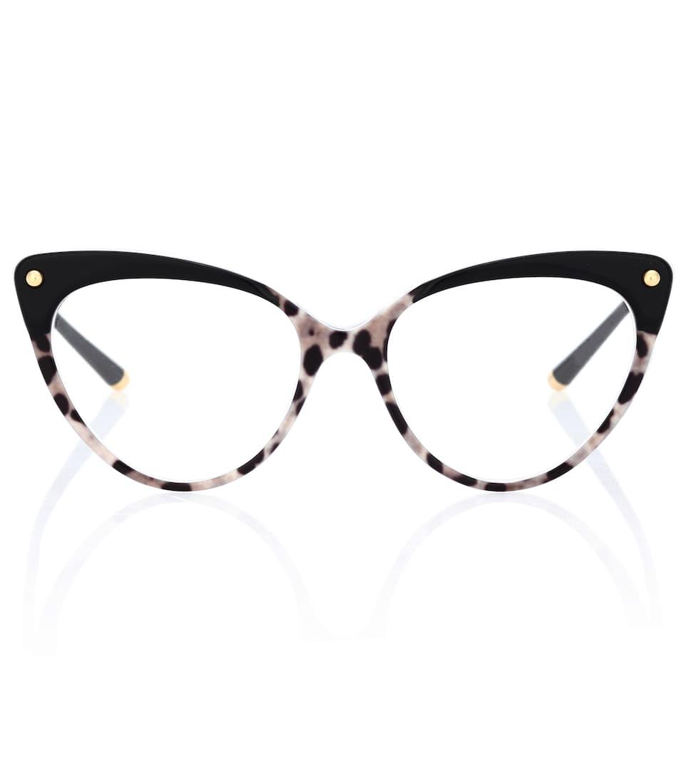 33c4e595ab59 Cat-Eye Glasses - Dolce   Gabbana