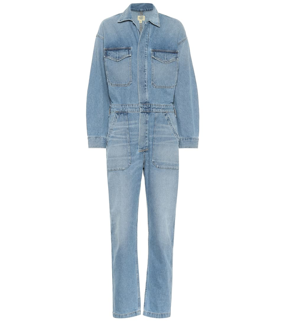 61a9829b8 Citizens of Humanity - Jumpsuit Marta aus Denim | Mytheresa