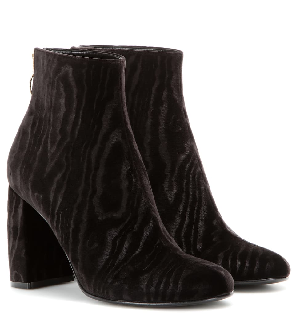 Stella McCartney velvet ankle boots cheap sale brand new unisex cheap sale 2014 new Nze6M5