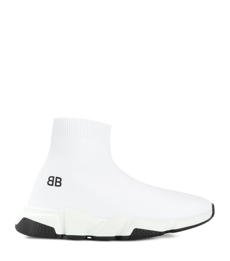 Balenciaga Kids Sneakers Speed Trainer