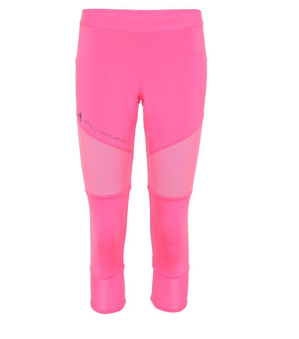 Adidas by Stella McCartney Cropped Leggings Performance