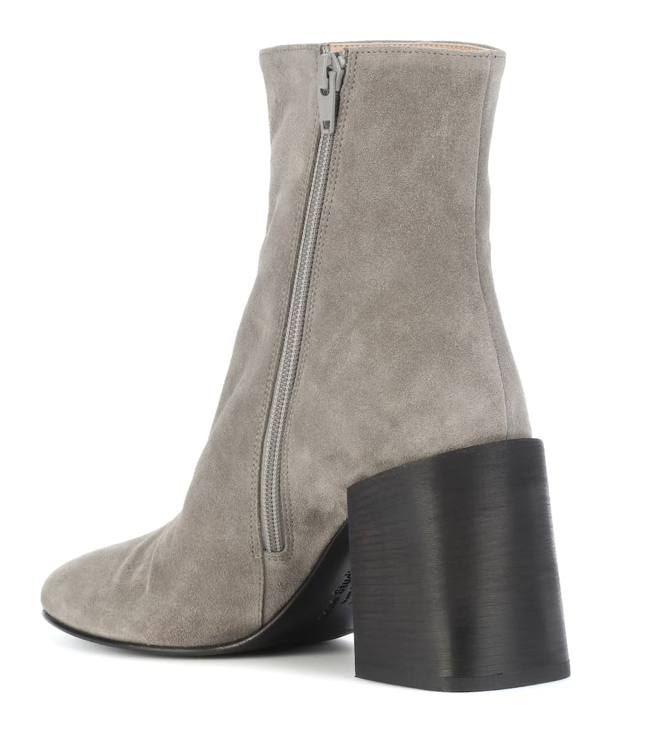 Acne Studios Ankle Boots From Suede Saul