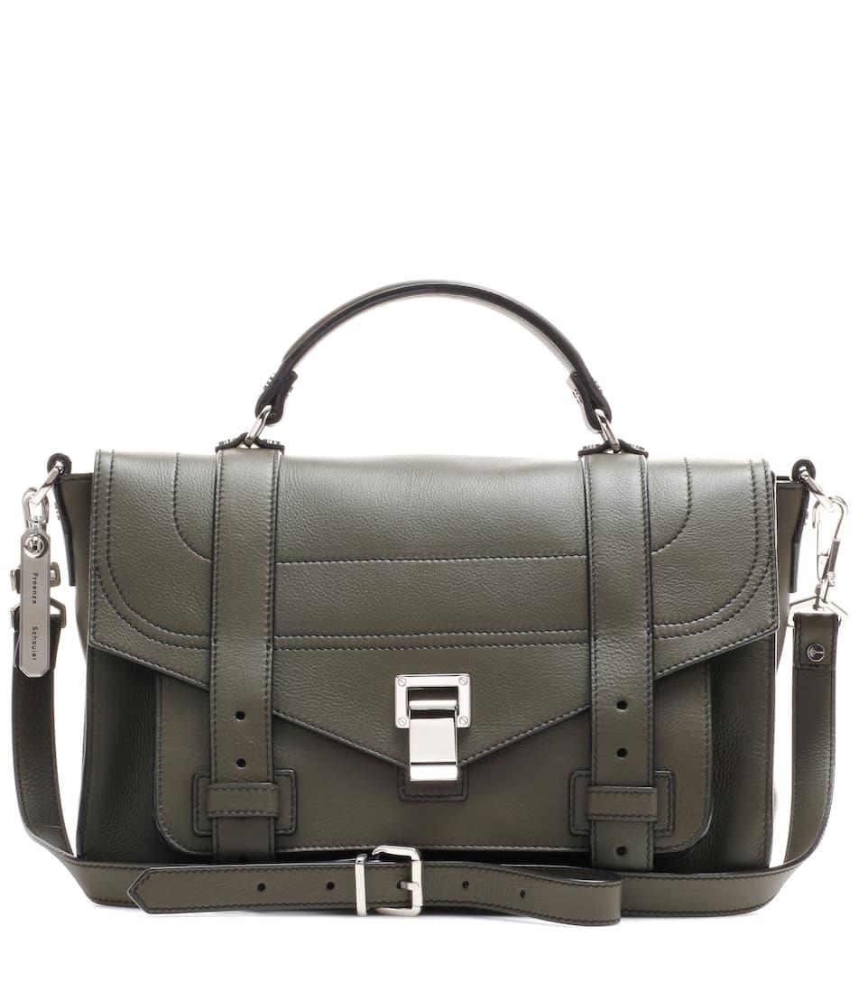 Proenza Schouler PS1+ Medium leather tote