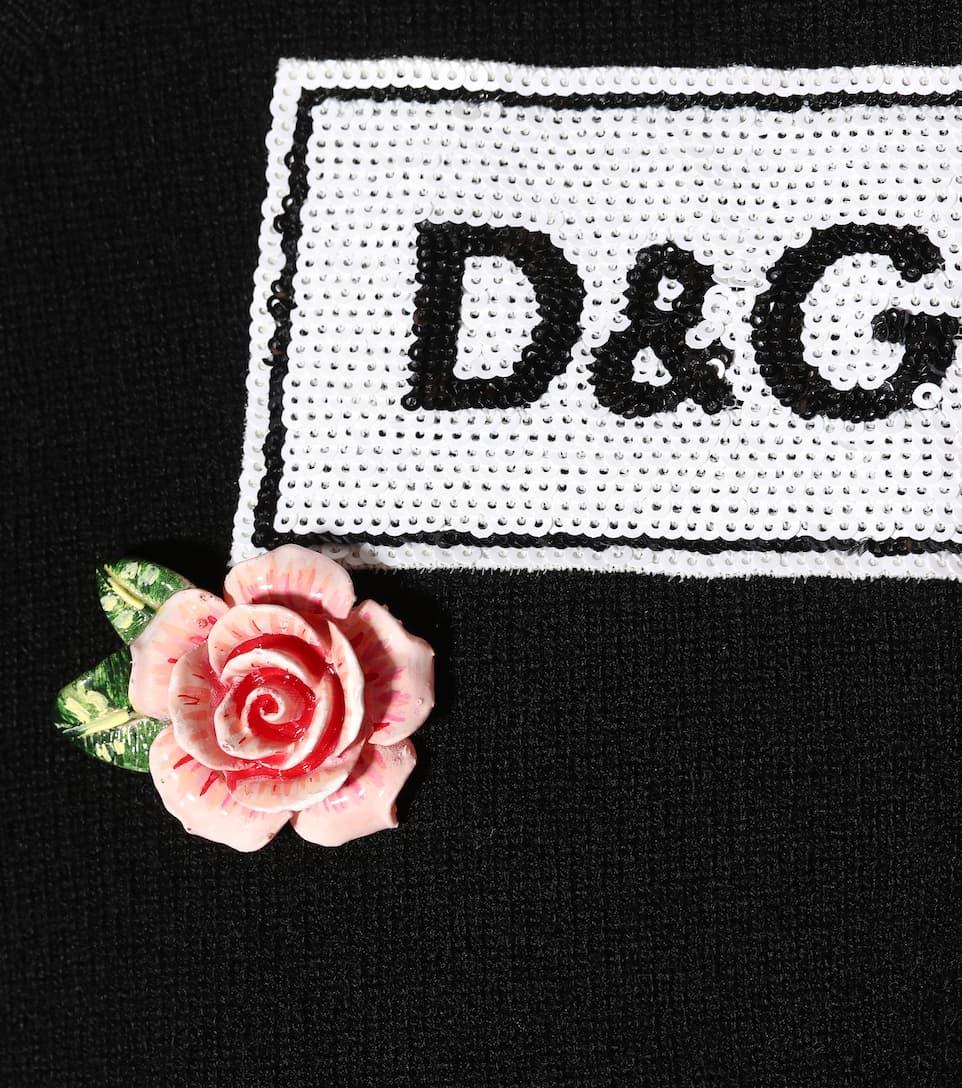 Dolce & Gabbana Caridgan aus Cashmere